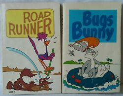 1971 Xerox Publications Warner Bros Bugs Bunny And Road Runner Comic Books Used