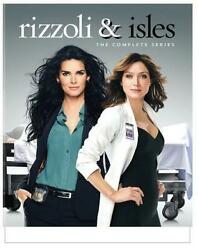 Rizzoli amp; Isles: The Complete Series DVD Full Season 1 7 Box Set Sealed New $52.99