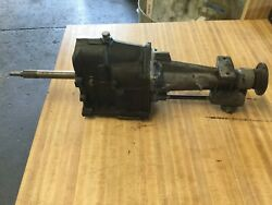 Triumph Tr7 Andbull 4 Speed Manual Transmission Assembly. For Parts. T1537