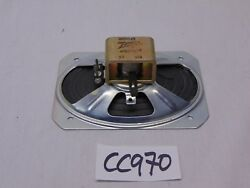 Vintage Zenith Royal 7000-1 Trans Oceanic Radio Replacement Parts Speaker Torn