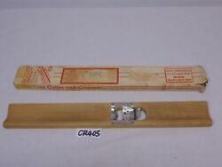 Lee's Corn Cutter And Creamer, Vintage 17.5 In Length In Box