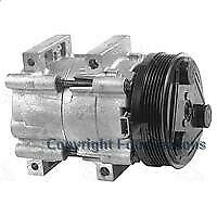 58146 4-seasons Four-seasons A/c Ac Compressor New With Clutch For Ford Focus