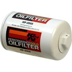 Hp-2005 Kandn Oil Filter New For Mercedes Vw Chevy 325 190 3 Series 525 528 Luv
