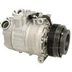 78396 4-seasons Four-seasons A/c Compressor New For 323 325 328 330 With Clutch