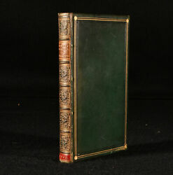 1865 Goblin Market And Other Poems Christina Rossetti 2nd Edition Scarce