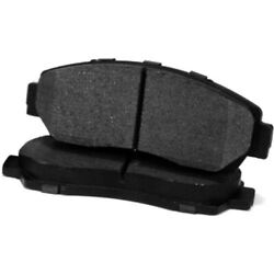 300.04220 Centric Brake Pad Sets 2-wheel Set Front New For 240 Nissan 240sx