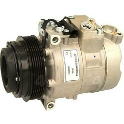 78356 4-seasons Four-seasons A/c Compressor Front New For Mercedes With Clutch