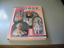 Collector's Encyclopedia Of Vogue Dolls, Identification And Values Book Hc 1998