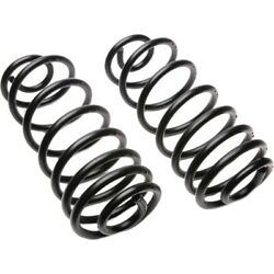 45h3011 Ac Delco Set Of 2 Coil Springs Rear New For Chevy Olds Le Sabre Pair