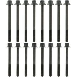 Ahb413 Apex Cylinder Head Bolts Set Of 16 New For Mazda Mpv 929 1988-1991