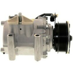 15-22252 Ac Delco A/c Compressor New With Clutch For Saturn Vue 2004-2007