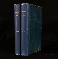 1832 2vol Pen And Pencil Sketces A Tour In India Captain Mundy Illustrated 1st