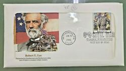 Stamps Civil War First Day Issue 32 Cents 10 Stamps And Envelopes Pack