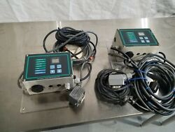 Hopper Resin Vacuum Loader Controllers For Plastic Injection Or Extrusion