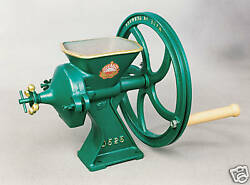 Grain Mill Hand Grinder Diamant With Stahlwalzen New