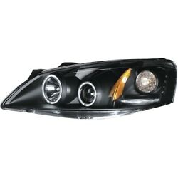 121371 Anzo Headlight Lamp Driver And Passenger Side New Coupe Sedan Lh Rh For G6