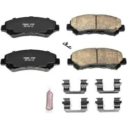 Z23-1338 Powerstop 2-wheel Set Brake Pad Sets Front New For Nissan Sentra Rogue