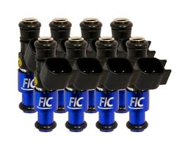 Fic Fuel Injector Clinic 1440cc Injectors - High-z For Chevy Ls2 Is302-1440h