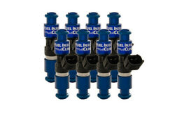 Fic Fuel Injector Clinic 2150cc Injectors For Chevy Lt1, Lt4 Is300-2150h