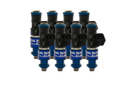 Fic 1200cc Injectors For Chevy 4.8/5.3/6.0 Truck Motor 99-06 Is304-1200h