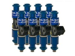 Fic Eight Cylinder 1200cc Injectors For Eight Cylinder Custom Isc-1200h-8
