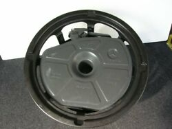 Big 9l Mercedes Reserve Canister Gas Spare Tyre Tire Jerry Can Mb G-class S Se