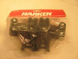 Harken 2743 Small Boat Traveler Cb Controls With Double Sheave And Cam  22mm