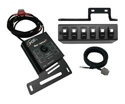 Sourcelt W/ Red Led Switch Panel For Jk Jeep 2009-2018
