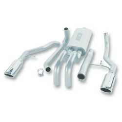 140137 Borla Exhaust System New For F150 Truck Ford F-150 2004-2008