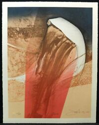 Frank Howelloasis Hand Signed Lithograph On Paper Make An Offer
