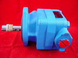 Vickers Eaton V201p8s1a11 Fixed Displacement Hydraulic Power Steering Vane Pump