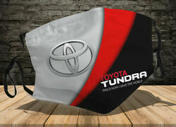 TOYOTA TUNDRA Save The World Coth Face Mask 3D