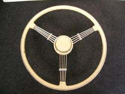 Petri Banjo Steering Wheel Vintage Classic German Car Accessory With Horn Button