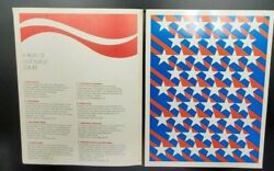 Usa Stamps-united States Postal Service Mint Set Of Commemorative Stamps-1974