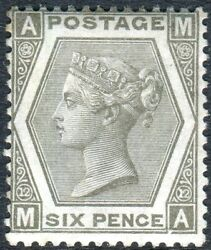 Sg 125 6d Grey. A Very Fine Unmounted Mint Example