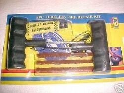 6 Six New/old Stock Car Automobile Tubeless Tire Plug Repair Kit Do-it-yourself