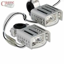 Motorcycle Spot/fog Auxiliary Lights Custom Motorcycles