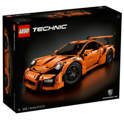 Lego Technic Porsche 911 Gt3 Rs V39 42056 New In Sealed Box
