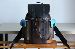 LOUIS VUITTON CHRISTOPHER BACKPACK. $6,000.00