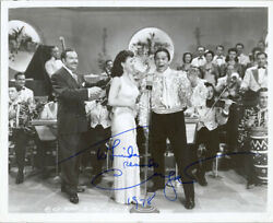 Xavier Cugat - Inscribed Photograph Signed 1978