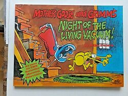 Mother Goose And Grimm's Night Of The Living Vacuum.1992 Softcover.