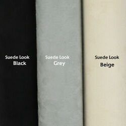 Suede Headlining Fabric Foam Back Repairandremedy Roof Liner Shed Edge 60w By Ft