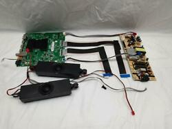 Tcl 43s423 43 Smart Roku Tv Parts Repair Internal Boards W/cables And Speakers