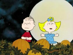 Peanuts-halloween Night Limited Edition Cel Set Signed By Melendez