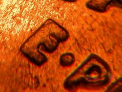 1970-s Double Die Lincoln Memorial Cent Rare