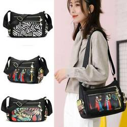 Fashionable Vintage Ethnic Women Shoulder Crossbody Girls Travel Bag Ethnic W $18.55