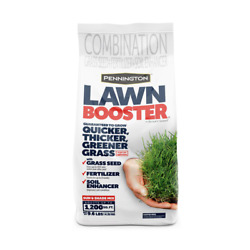 Pennington Lawn Booster Sun And Shade Grass Seed 9.6 Pounds