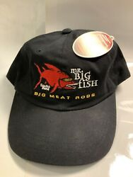 South Bend Fishing Hat Kee And Ed Adult Mens Adjustable Caping Meat Rods Big Fish
