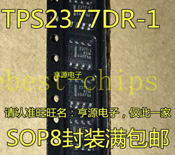 15pcs Tps2377dr-1【ic Ctrlr Poe Powered Ieee 8-soic】 K1995