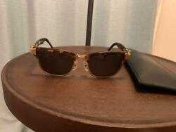 Precious Jean Paul Gaultier Vintage Men Sunglasses Brown Used With Case 054/mn